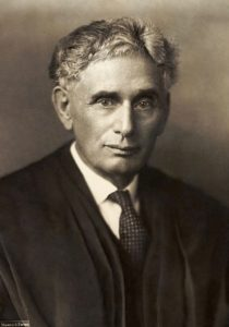Louis Brandeis advocate of our right to privacy